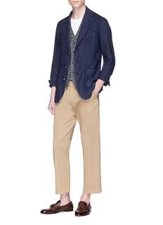Barena 'Piero Telino' linen soft blazer