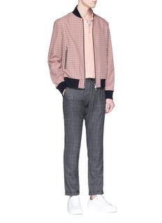 Barena 'Coppi Telino' linen shirt