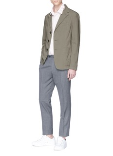 Barena 'Piero Pradel' cotton soft blazer