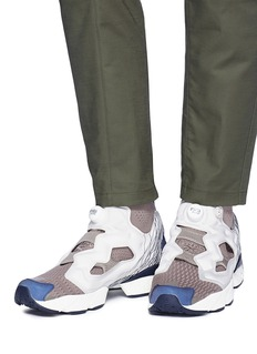Reebok 'Instapump Fury OG' Ultraknit slip-on sneakers