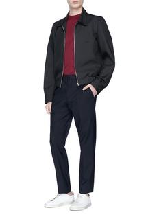 8ON8 Twill coach jacket