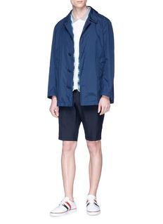 Thom Browne Colourblock polo shirt