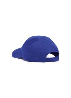 Balenciaga Logo embroidered baseball cap