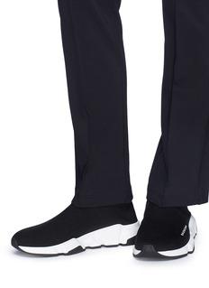 BALENCIAGA Speed袜靴式针织运动鞋