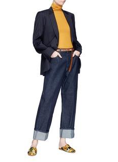 Dries Van Noten 'Pisco' wide leg jeans