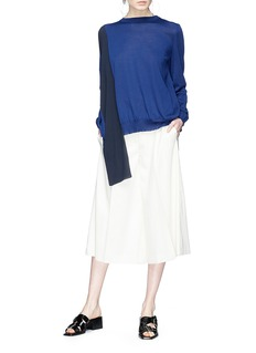 Stella McCartney 'Oliver' wool culottes