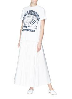 Stella McCartney Logo graphic print T-shirt