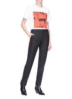 CALVIN KLEIN 205W39NYC 'Cowboy' print T-shirt