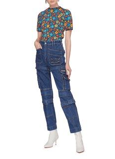 Balenciaga Detachable panel cargo jeans