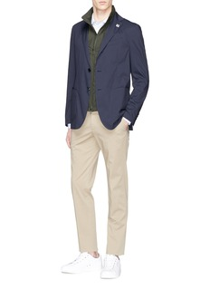 Lardini 'Easy Wear' soft blazer
