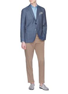 Boglioli 'K Jacket' denim soft blazer