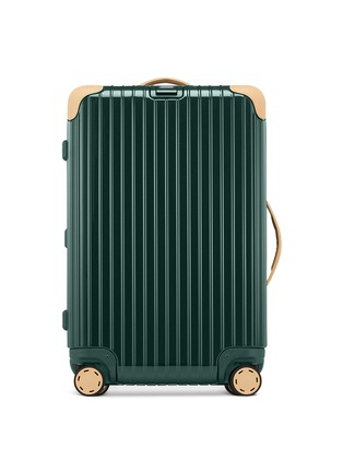 Main View - Click To Enlarge - RIMOWA - Bossa Nova Multiwheel® (Jet Green/Beige, 57-litre)