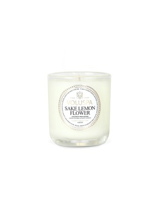 Main View - Click To Enlarge - VOLUSPA - Maison Jardin Sake Lemon Flower scented votive candle 85g