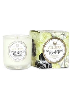 VOLUSPAMaison Jardin Sake Lemon Flower scented votive candle