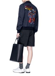 Stella McCartney 'Conrad Paradise' embroidered bomber jacket