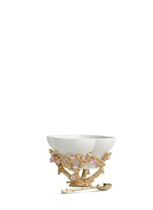 Main View - Click To Enlarge - L'Objet - Blossom Salt Cellar Bowl