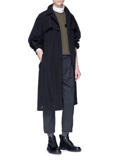 OAMC LUMIÈRES标签车缝线纯棉卫衣