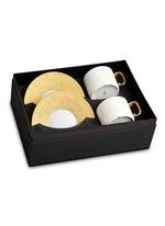 Han teacup and saucer two-piece set