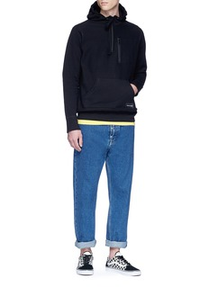 Bianca Chandon Half zip hoodie