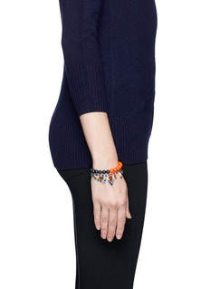 JOOMI LIMCrystal bead bracelet