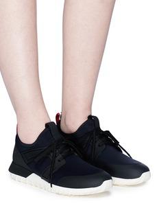 Moncler 'Meline' neoprene sneakers