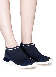 Moncler 'Giroflee' knit sneakers