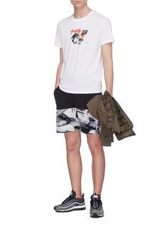 Nike Fish print Dri-FIT T-shirt