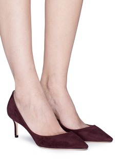 Jimmy Choo 'Romy 60' suede pumps