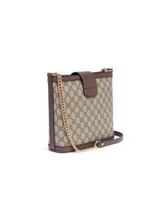 Gucci 'Dionysus' buckle medium GG Supreme canvas bucket bag