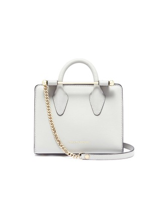Main View - Click To Enlarge - Strathberry - 'The Strathberry Nano' leather tote