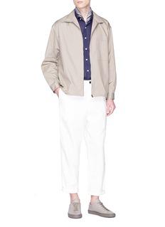 Tomorrowland Woven linen shirt