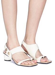 REIKE NEN Leather slingback sandals