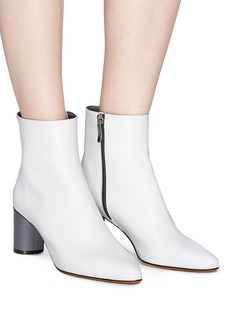 Gray Matters 'Monika' cylindrical heel leather ankle boots