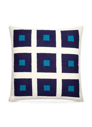 throw image woven decor ja adler modern and reversible styled b letter alt jonathan pillows x monogram pillow