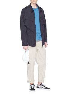 Pop Trading Company 'Pop Falling Down' shirt jacket