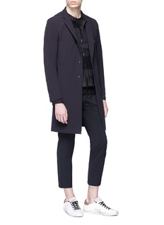 ATTACHMENT Notch lapel coat
