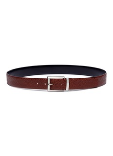 ISAIA Reversible leather belt