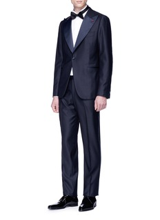 ISAIA 'Ferdinando' wool tuxedo suit