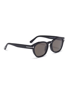 TOM FORD 'Bryan' acetate square sunglasses