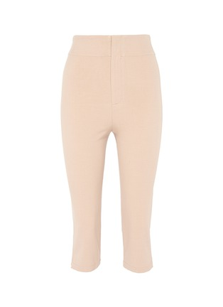 Main View - Click To Enlarge - Jacquemus - 'Le Corsaire' high waist cropped suiting pants