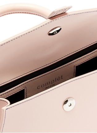 Detail View - Click To Enlarge - Complét - 'Valery' mini leather envelope clutch