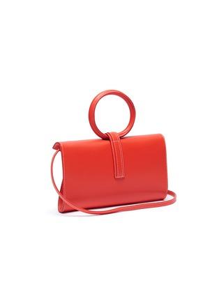 Detail View - Click To Enlarge - Complét - 'Valery' mini leather envelope clutch