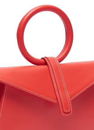 - Complét - 'Valery' mini leather envelope clutch