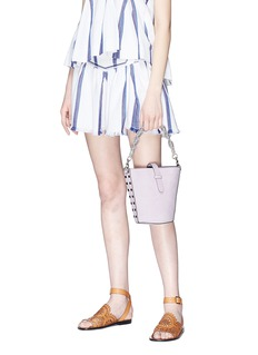 Rebecca Minkoff Slim leather bucket bag