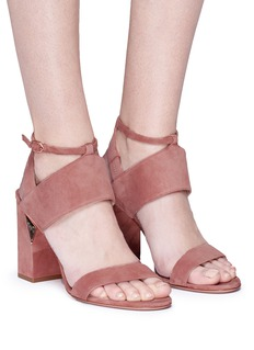 Nicholas Kirkwood 'Eva' suede sandals