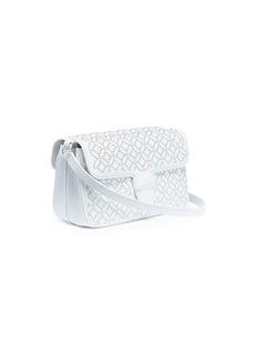 Alaïa Geometric stud leather crossbody bag