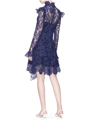 Figure View - Click To Enlarge - Jonathan Liang - Broderie anglaise dress