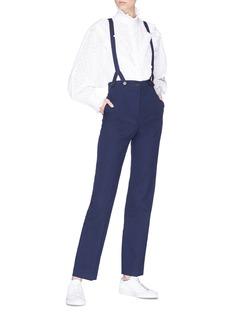 Alexa Chung Brace cigarette pants