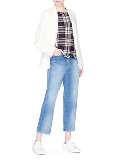 Barena 'Teodora' cotton-linen blazer