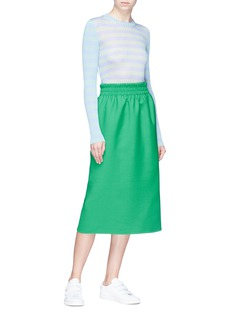 Marc Jacobs Split back pencil skirt